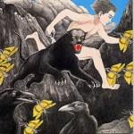 千羽鶴を口に咬えた日々 (1977)