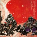 桜の国の散る中を (1980)